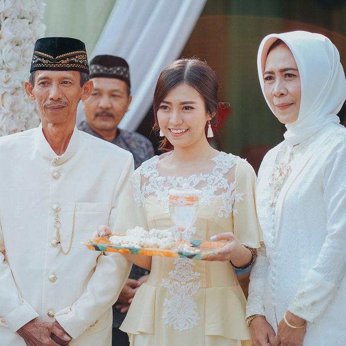 Nita & Ferry Akad Nikah 2017 by UruliaYashinta Bride - 008