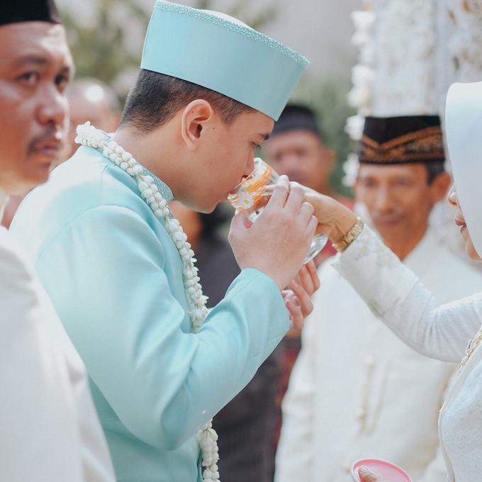Nita & Ferry Akad Nikah 2017 by UruliaYashinta Bride - 007