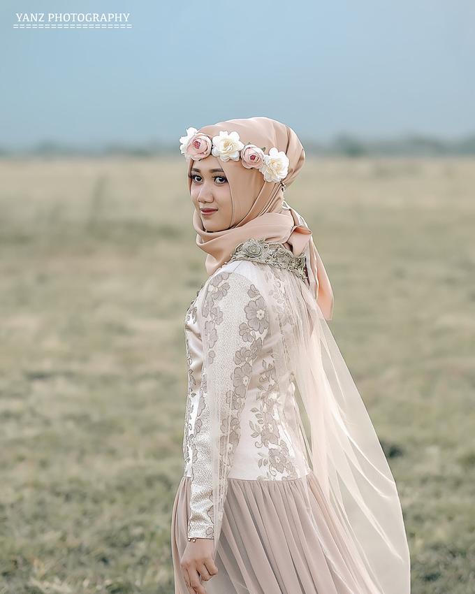 Nazrenchen Pre Wedding 2018 by UruliaYashinta Bride - 005