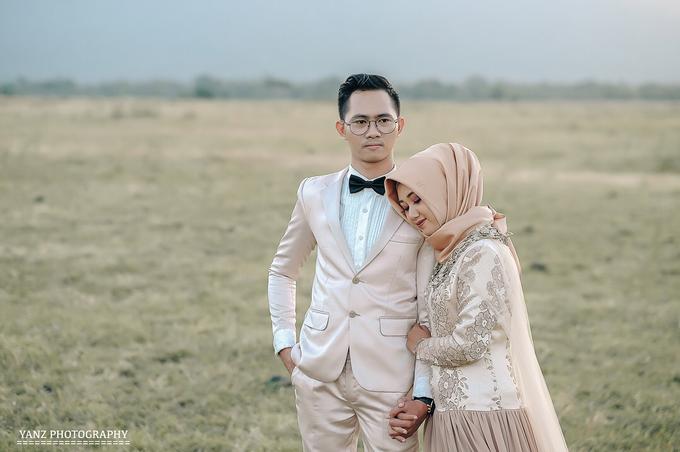 Nazrenchen Pre Wedding 2018 by UruliaYashinta Bride - 007