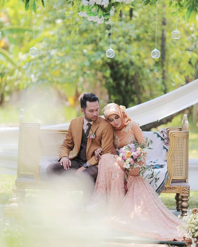 Khansa & Kiki Reception Day by UruliaYashinta Bride - 003