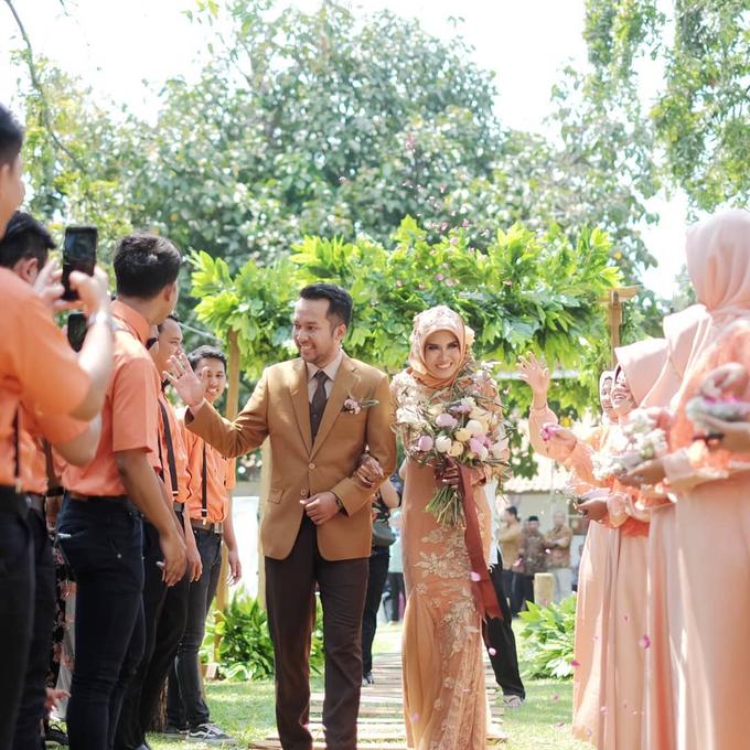 Khansa & Kiki Reception Day by UruliaYashinta Bride - 004