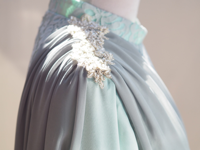 Bridesmaid Dress for Mrs. Penny Agustin by UruliaYashinta Bride - 001