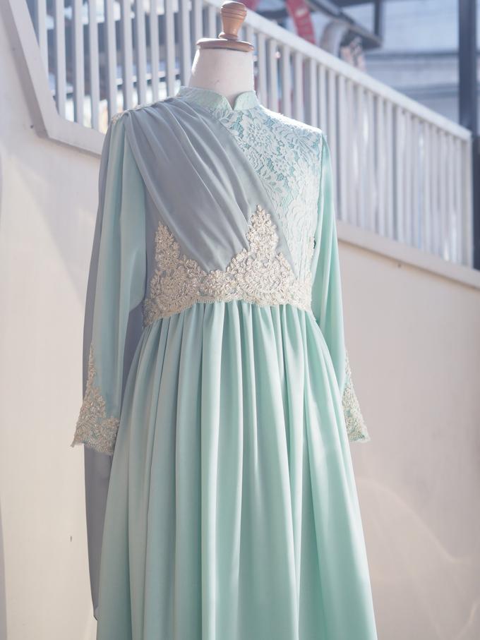 Bridesmaid Dress for Mrs. Penny Agustin by UruliaYashinta Bride - 002