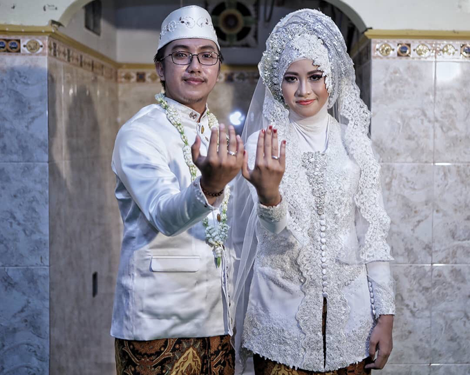 Rakhma & Hanief Akad Nikah by UruliaYashinta Bride - 001