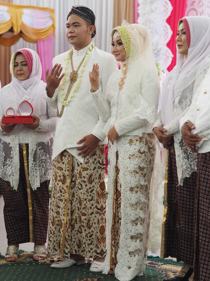 Dila & Arja Akad Nikah by UruliaYashinta Bride - 002