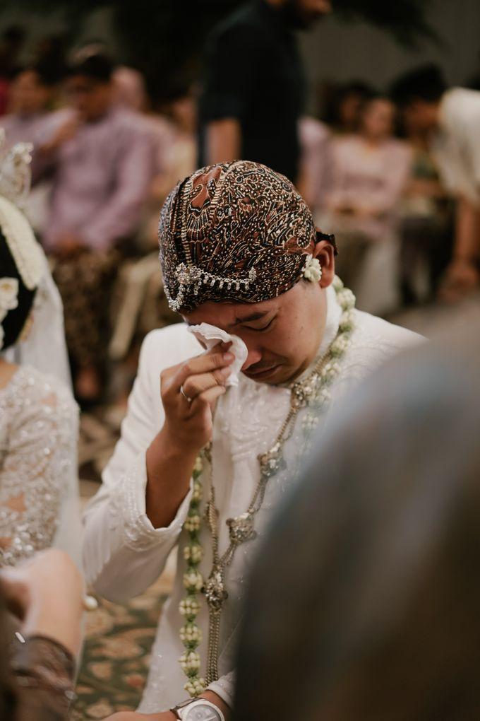 Asya & Dito Wedding by Financial Club Jakarta - 020