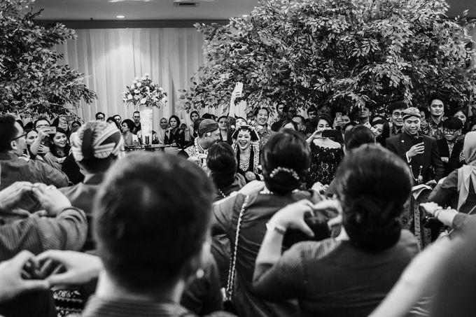 Asya & Dito Wedding by Financial Club Jakarta - 033