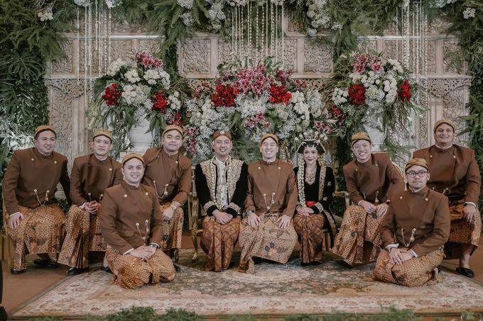 Asya & Dito Wedding by Financial Club Jakarta - 032