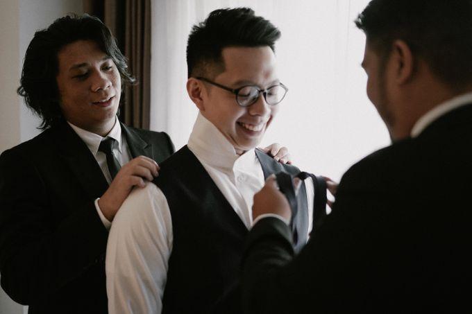 Kevin & Christie Wedding by Koncomoto - 009