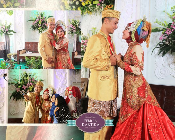 "Wedding Book Concept ""Ferbri & Kartika Wedding"" by headroom picture - 012"