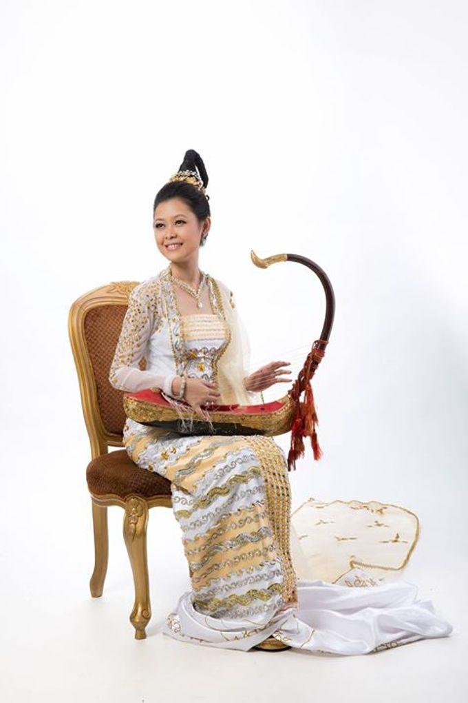 Burmese Wedding by You & Me Bridal | Bridestory.com