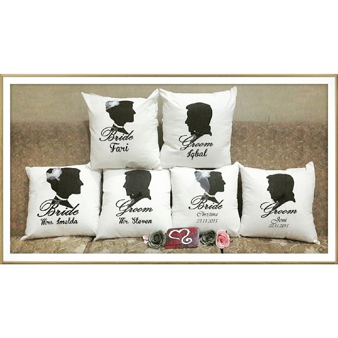 Wedding Pillow by Sweetlovecollection - 021