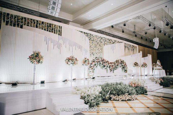 William & Santa Wedding Decoration by Lino and Sons - 001