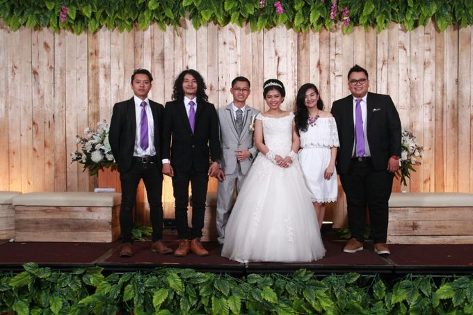 Rasimin & Viola Wedding At Fave Hotel by Fave Hotel Hypersquare - 006