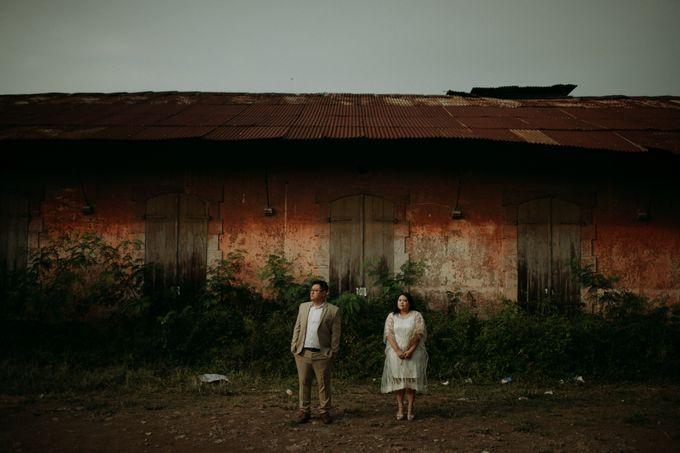 Hendra & Indri Prewedding by Hilda by Bridestory - 008