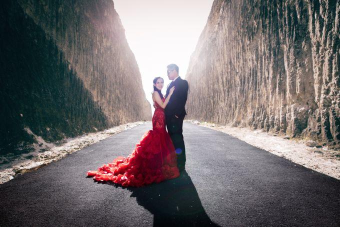 Henry & Friska Bali Pre-Wedding by Picomo - 034