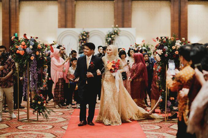 Khansa & Kevin by ProjectDEA Wedding Planner - 017