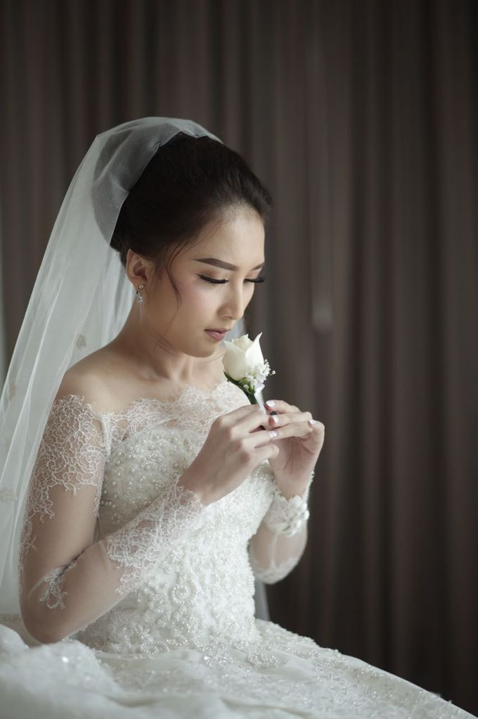 Wedding David & Lidya by Fenny Yang Wedding Planner - 006
