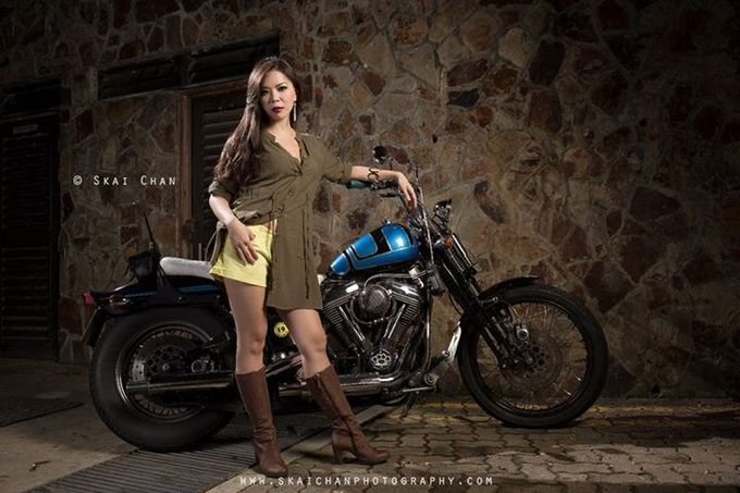 Pre Wedding Bike Shoot by Beautistylebykoreen - 004