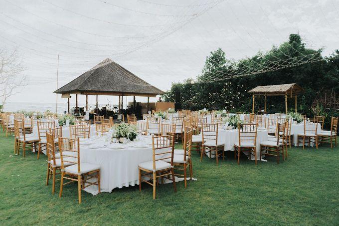 Michael & Medy Wedding by Nagisa Bali - 018