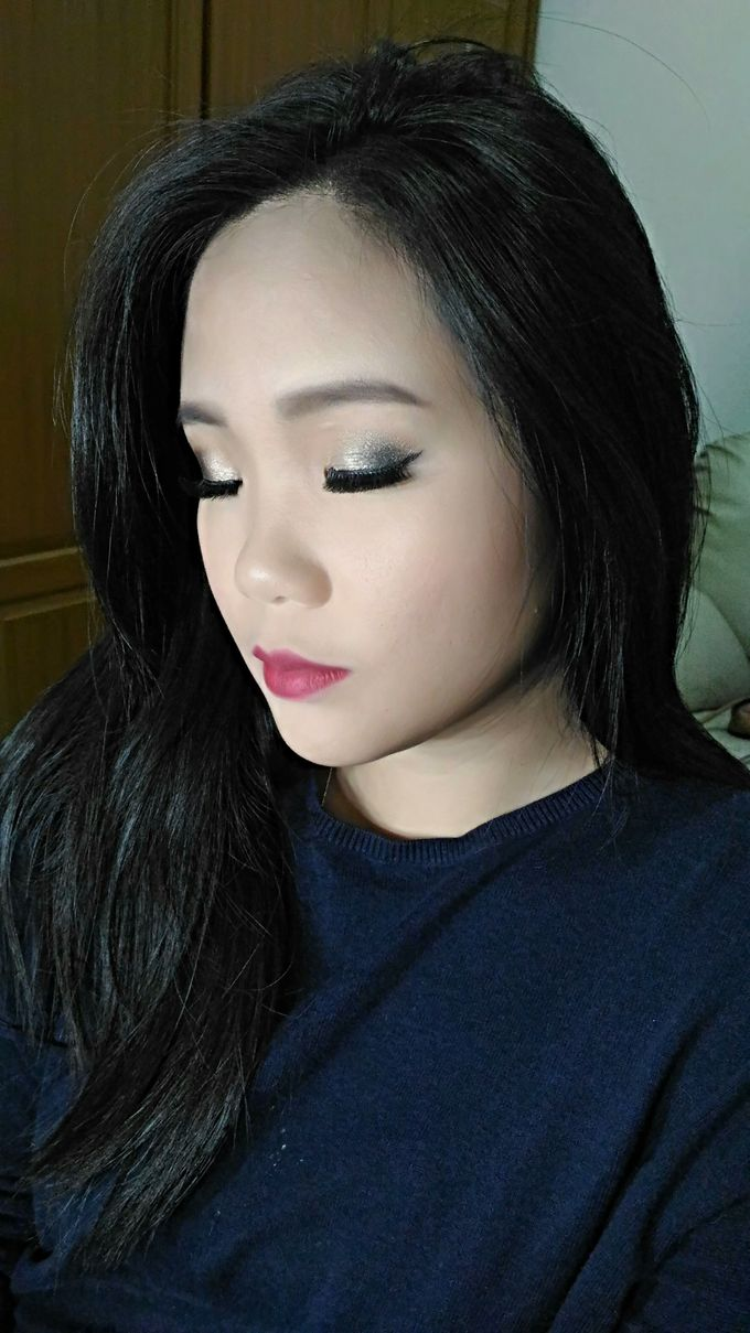 PROFESSIONAL MAKEUP CLASS by Priska Patricia Makeup - 008