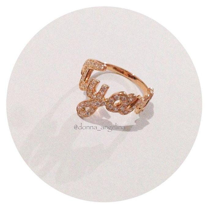 Name & Initial by DA Jewelry - 023