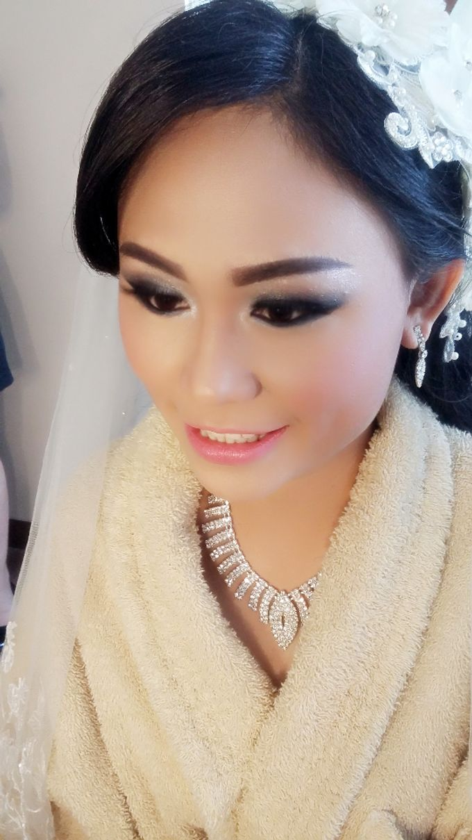 Wedding MakeUp by Weiching Bridal Make Up - 008