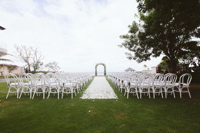 Char & Don Wedding by AMOR ETERNAL BALI WEDDING & EVENTS - 019
