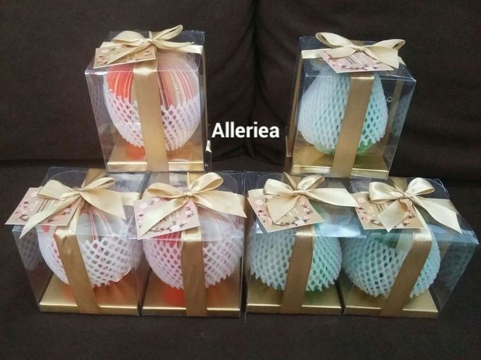 Fruit Memo by Alleriea Wedding Gifts - 003