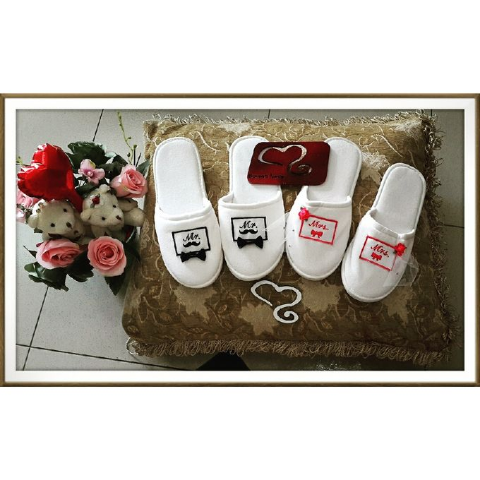 Wedding Slippers by Sweetlovecollection - 017