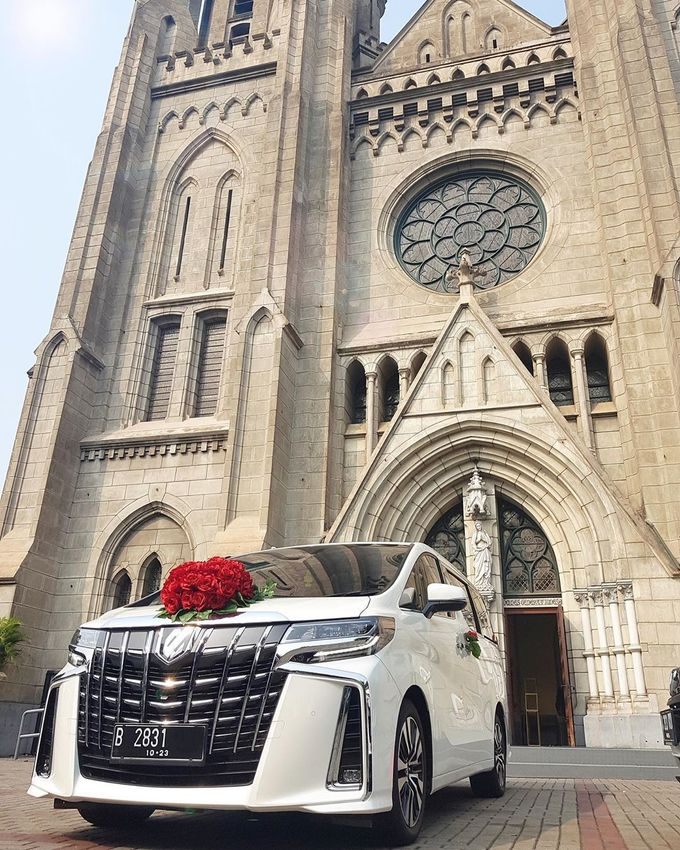 The Wedding of  Hermes & Cindy by Priority Rent car - 001