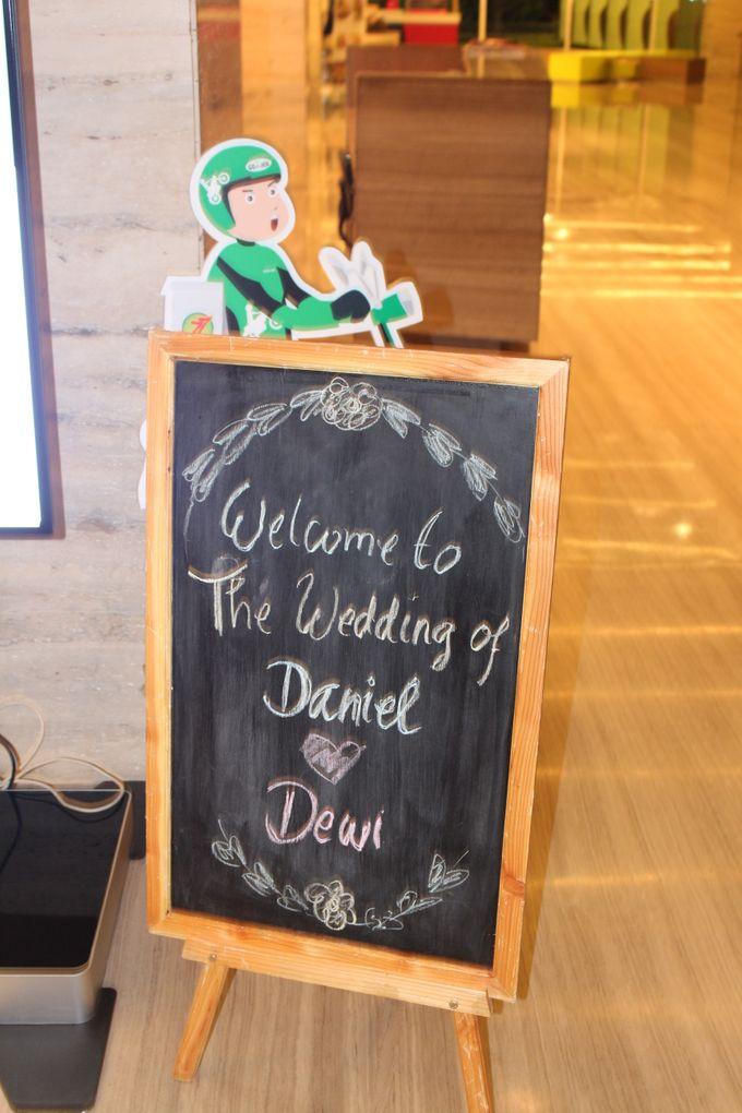 Wedding Daniel & Dewi, 1 Oktober 2016 by Red Hat Organizer - 016