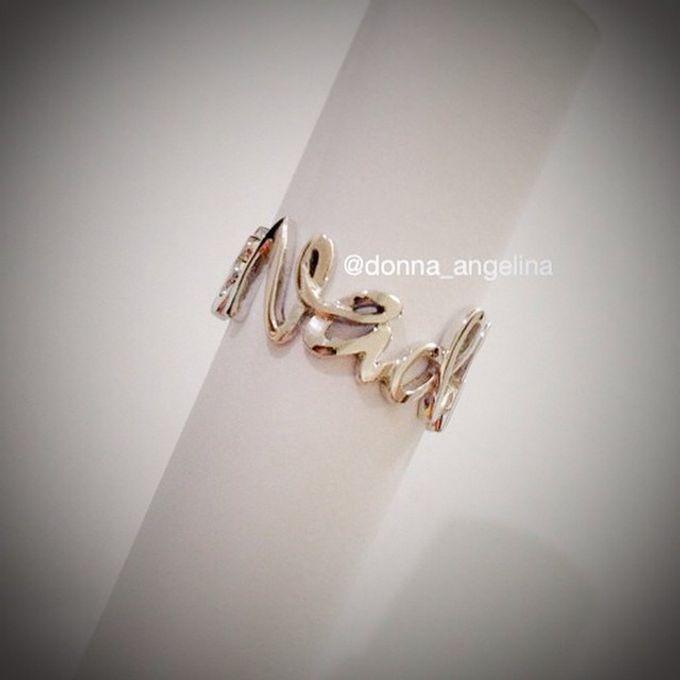 Name & Initial by DA Jewelry - 031