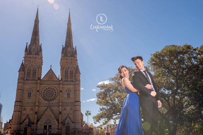 Australia Pre Wedding by Lavio Photography & Cinematography - 012