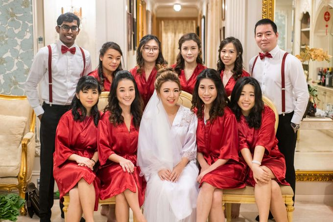 Wedding at Church of The Immaculate Heart of Mary Singapore by GrizzyPix Photography - 003