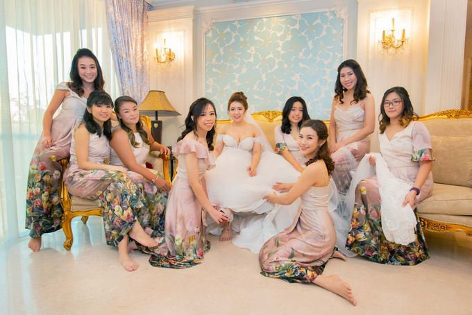 Wedding at Church of The Immaculate Heart of Mary Singapore by GrizzyPix Photography - 004