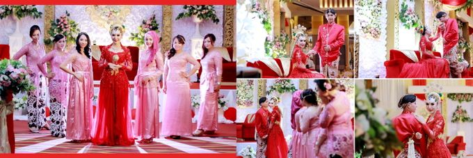 Wedding Novi & Arif by MOMENTO Photography - 011