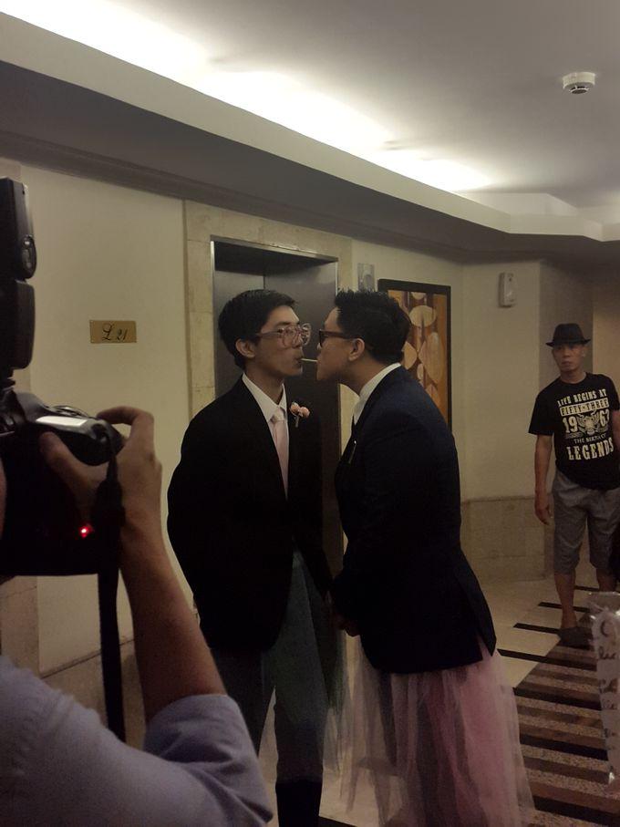 The Wedding Denny Oswaldo & Lusiana Tanudjaja by Red Hat Organizer - 023
