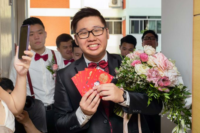 Wedding at Church of The Immaculate Heart of Mary Singapore by GrizzyPix Photography - 007