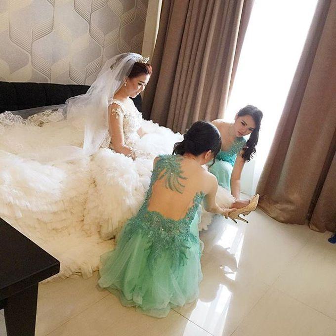 Wedding Daniel dan Mitha by Miracle Photography - 001