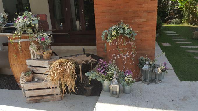 Sunset Garden Party by d'Oasis Florist & Decoration - 041