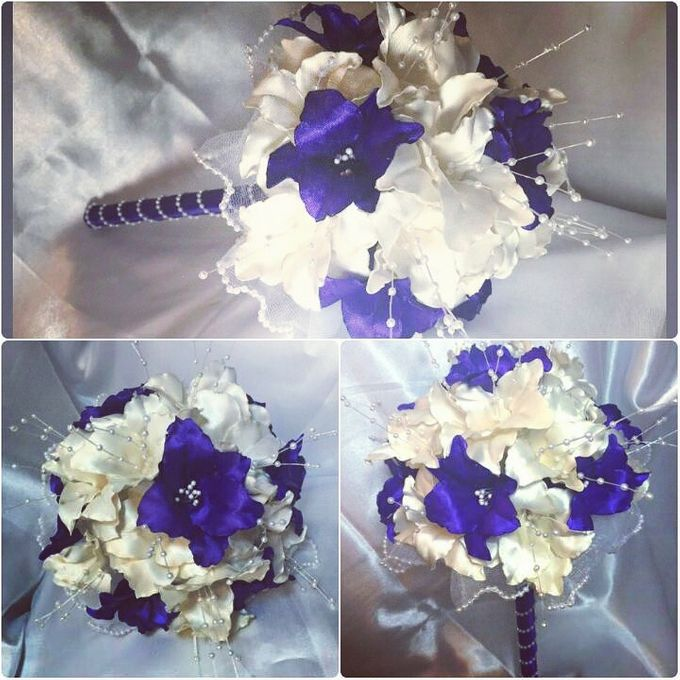 Handmade Bouquets  by Marina's bridals - 004