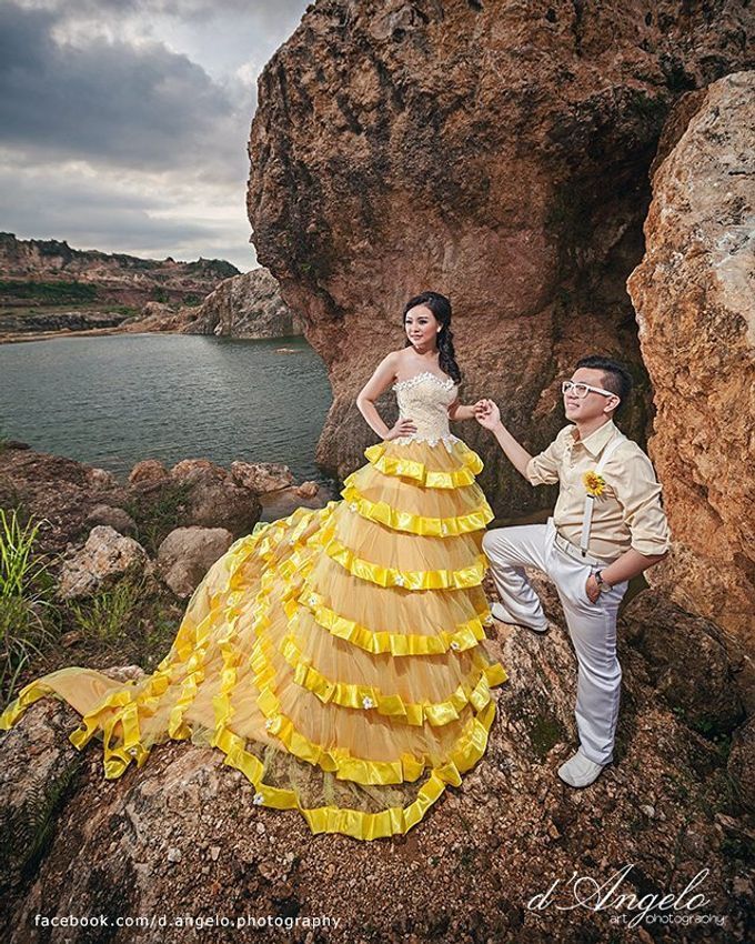 Pre Wedding by d'Angelo art Photography - 007