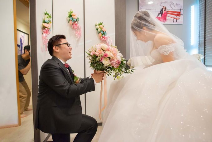 Wedding at Church of The Immaculate Heart of Mary Singapore by GrizzyPix Photography - 012