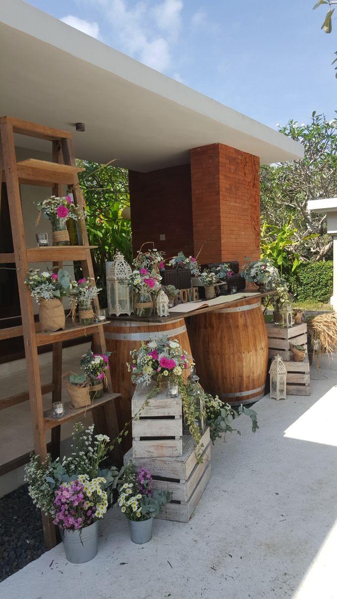 Sunset Garden Party by d'Oasis Florist & Decoration - 043