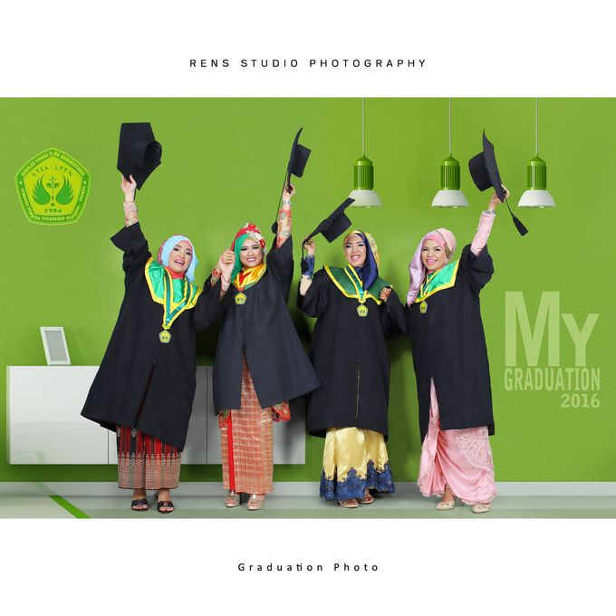 Graduation & Poscard by Rens Studio Photography - 002