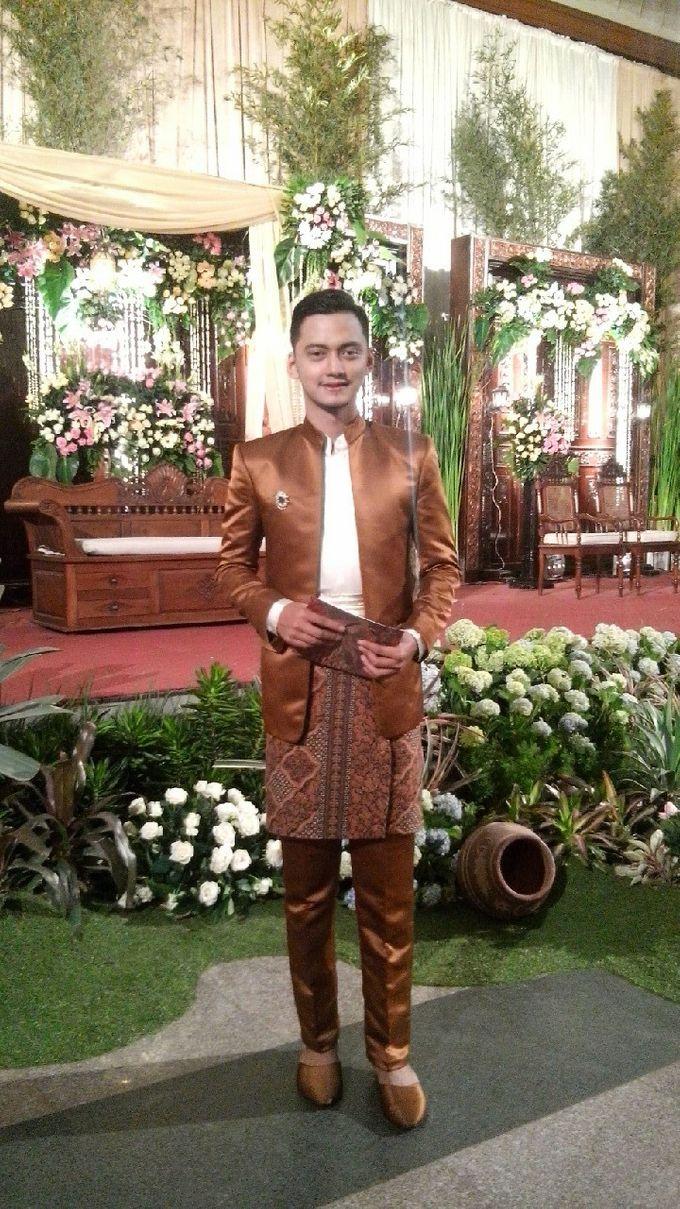 Wedding Reception By ArTez Wedding Organizer by Chanzy Fauzi MC - 003