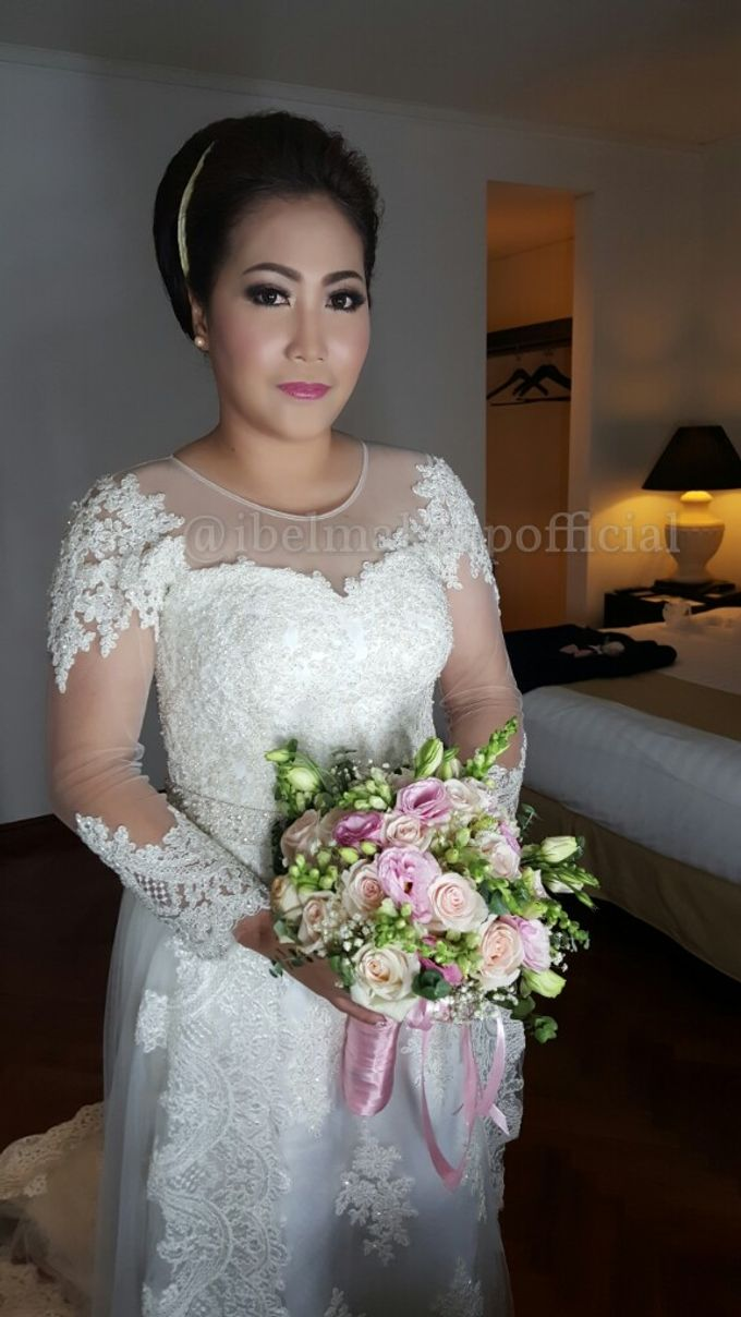Bride Make Up by IBELmakeuppro - 024