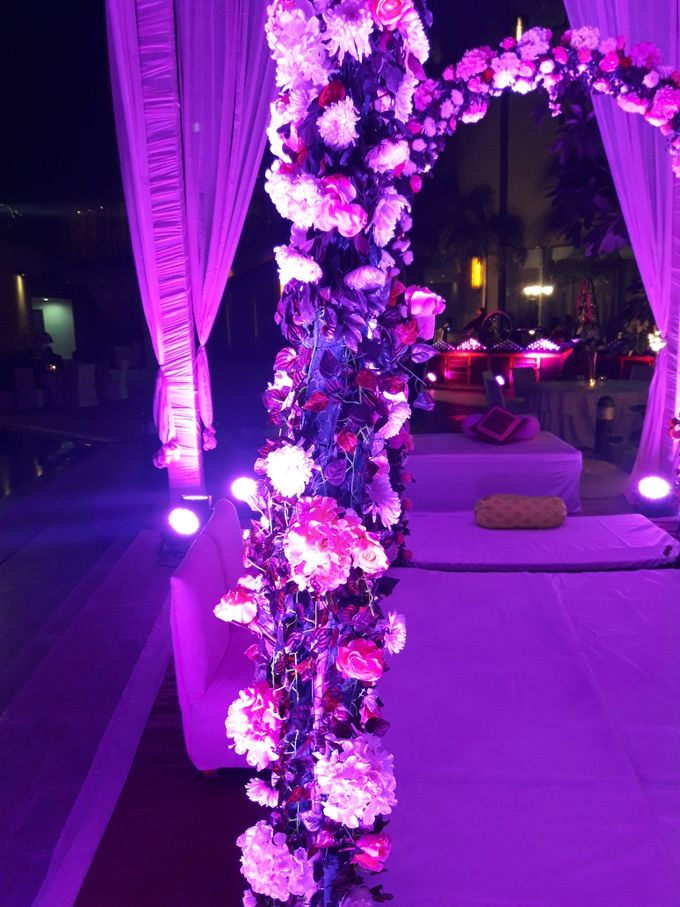 Wedding Decor And Hospitality by Xeel Events - 001
